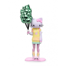 Sanrio Hello Kitty x Kidrobot Art Figure Signed by. Candie Bolton
