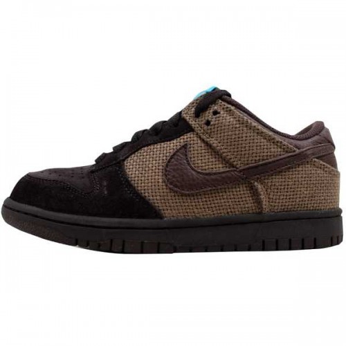 Nike Dunk Low Boulder/Cocoa