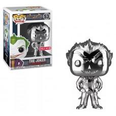 Funko Pop Silver Joker