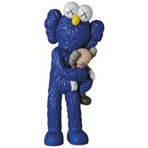 KAWS TAKE 2020 - BLUE