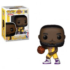 Lebron James LA Funko Foot Locker Exclusive