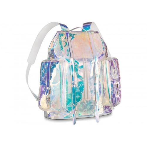 Louis Vuitton Monogram Prism Bag Pack
