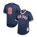 Red Sox Navy Mesh Mitchell & Ness