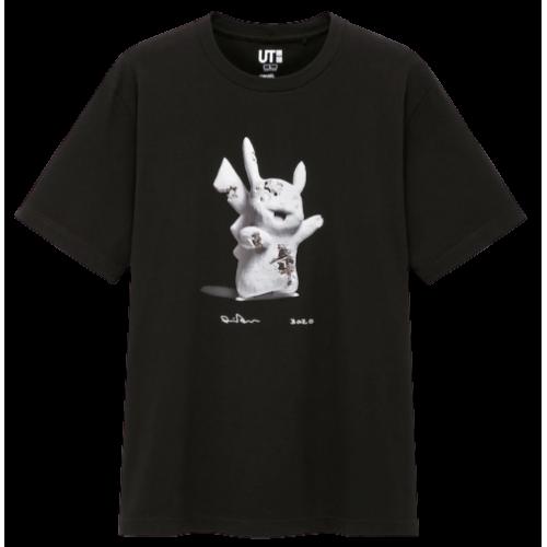 Daniel Arsham x Pokemon Ut Black