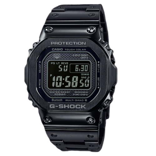 Full Metal Black G-Shock