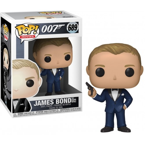 James Bond Casino Royale Funko Pop