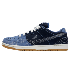 Nike SB Dunk Low Sashiko Denim