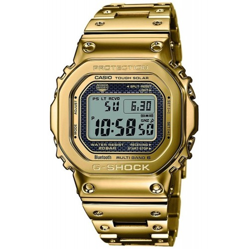 G-Shock 35th Anniversary Full Metal Gold