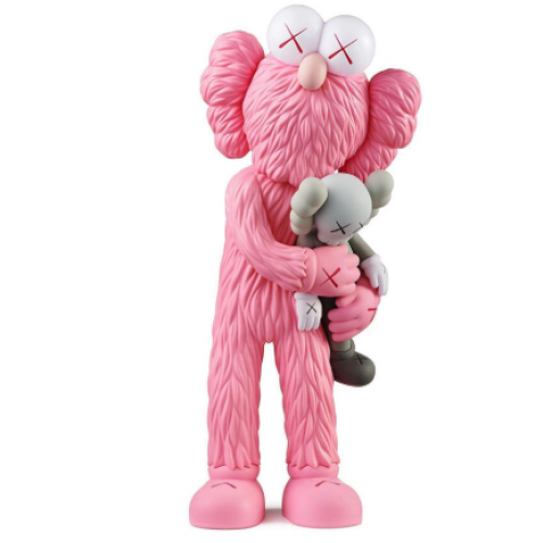KAWS BFF Take Pink Edition