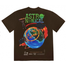 Travis Scott Sicko Event T-shirt