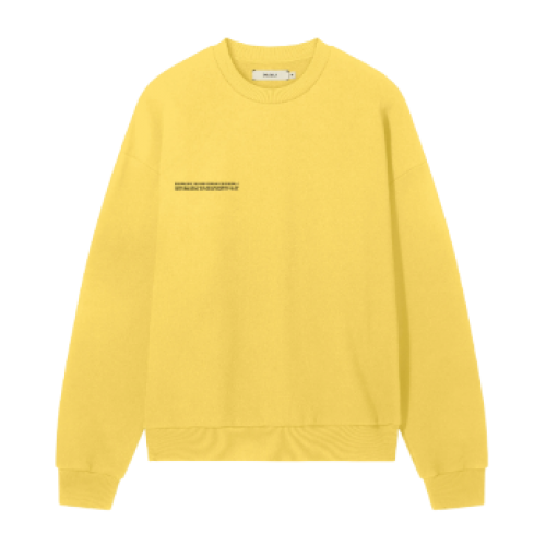 Pangaia Yellow SweatShirts