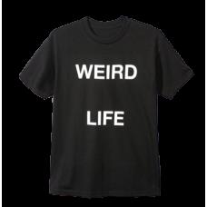 Assc Thug Weird Life Black Tee