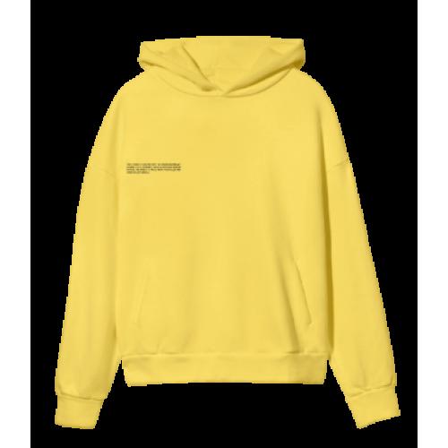 Pangaia Yellow Hoodie