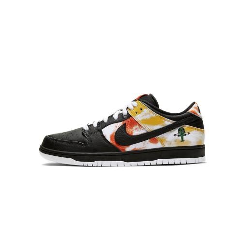 Nike SB Dunk Low Tie-Dye Raygun Black