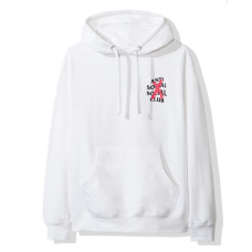 ASSC Cancelled White Hoodie