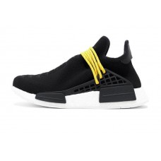 Adidas PW Human Race NMD Core Black Yellow
