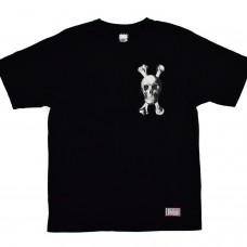 Kaws X Original Fake X Neighbourhood Skull T-Shirt
