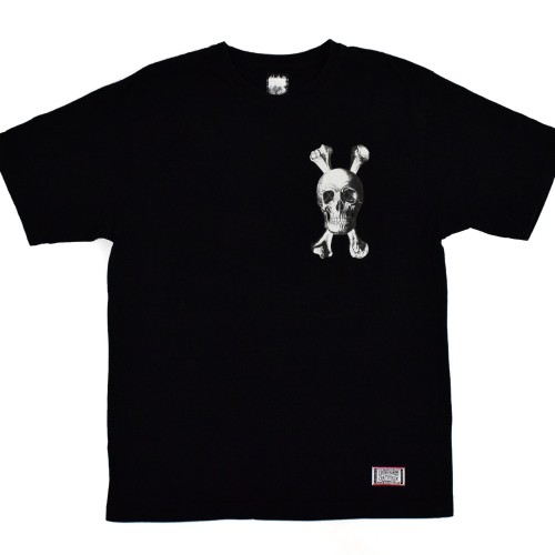 Kaws X Original Fake X Neighbourhood Skull T-Shirt