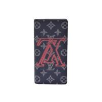 Louis Vuitton Monogram Upside Down Brazza Wallet
