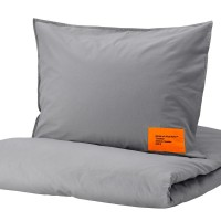 IKEA x Virgil Abloh MARKERAD Duvet Set