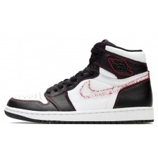 Jordan 1 High OG Defiant White Black