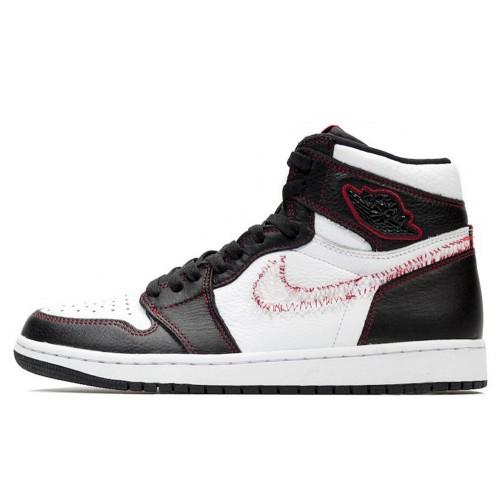 Jordan 1 High OG Defiant White Black