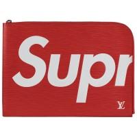 Louis Vuitton x Supreme Laptop Case
