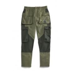 Air Jordan 6 Travis Scott Track Pants Green
