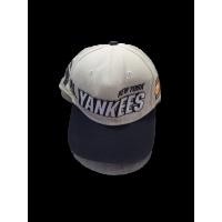 Vintage 1990 MLB New York Yankees Snap Back Hat