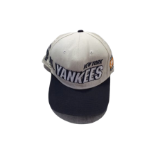 Vintage 1990 MLB New York Yankees Snap Back Hat