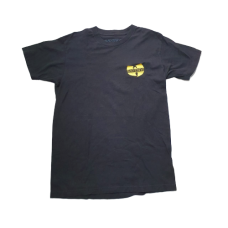 Wu Tang Clan Merch Tee Black