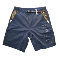 AAPE Shorts Blue