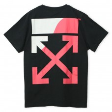 OFF-WHITE VIRGIL ABLOH OW White Red Arrow Short