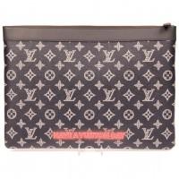 Louis Vuitton Upside Pochette Laptop Case