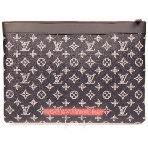 Louis Vuitton Upside Pochette Laptop Case