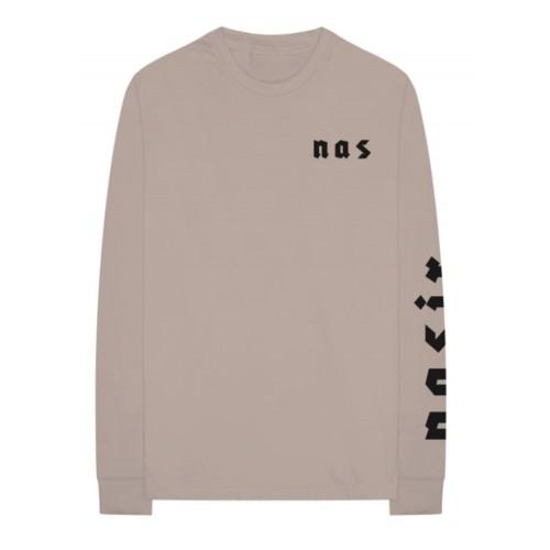 Nas Nasir Symbols Long SleeveTee