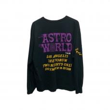 Astroworld LA Long Sleeve Tee