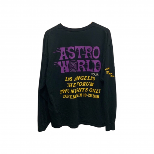 Astroworld LA Long Sleeve Tee