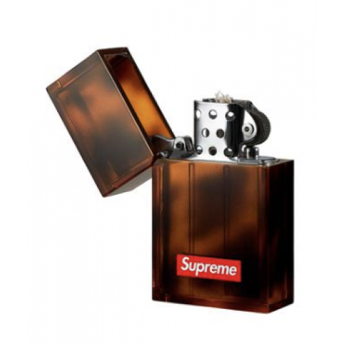 Supreme Brown Lighter