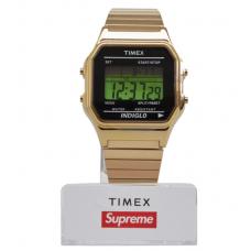 Supreme Gold Timex