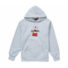 Supreme Grey Cone Hoodie