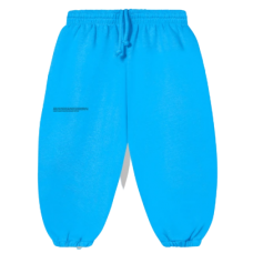 """Pangaia Kids Track Pants """"Sea Blue"""""""