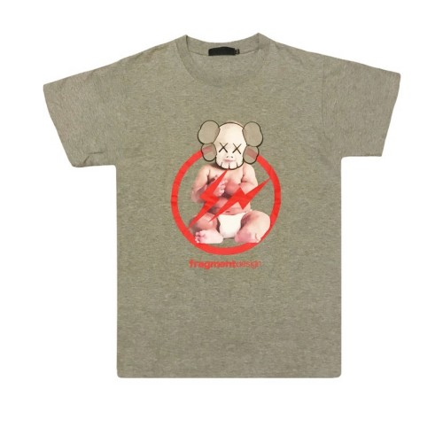 Kaws X Fragments T