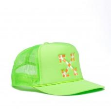 MCA Double Arrow Hat Green