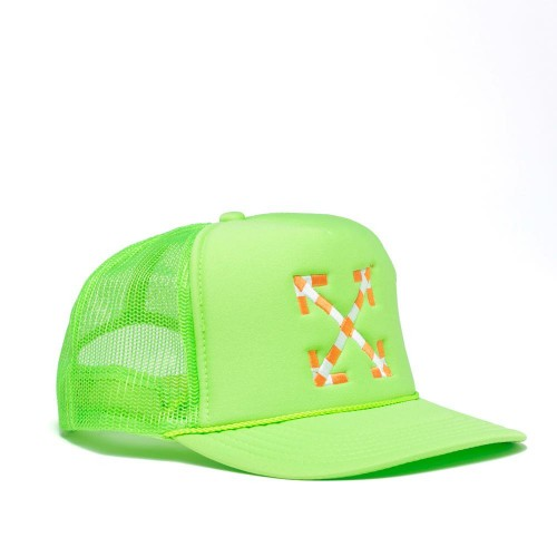 MCA Double Arrow Hat Green