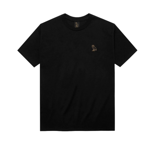 OVO Essentials Tee Black