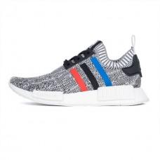 Adidas NMD R1 Tri Colour Silver