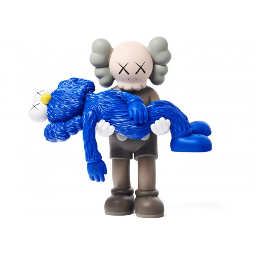 KAWS Gone Figure Brown
