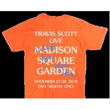 Astroworld Madison Square Garden Tour Tee