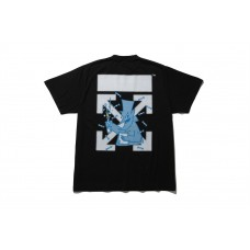 OFF-WHITE x Fragment Design Cereal T-Shirt Black
